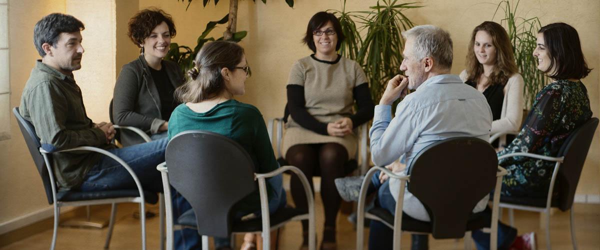 Imagen Postgrado en Psicoterapia Centrada en la Persona Carl Rogers