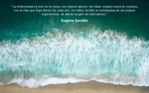 Biografía de Eugene Gendlin, por Carlos Alemany Briz