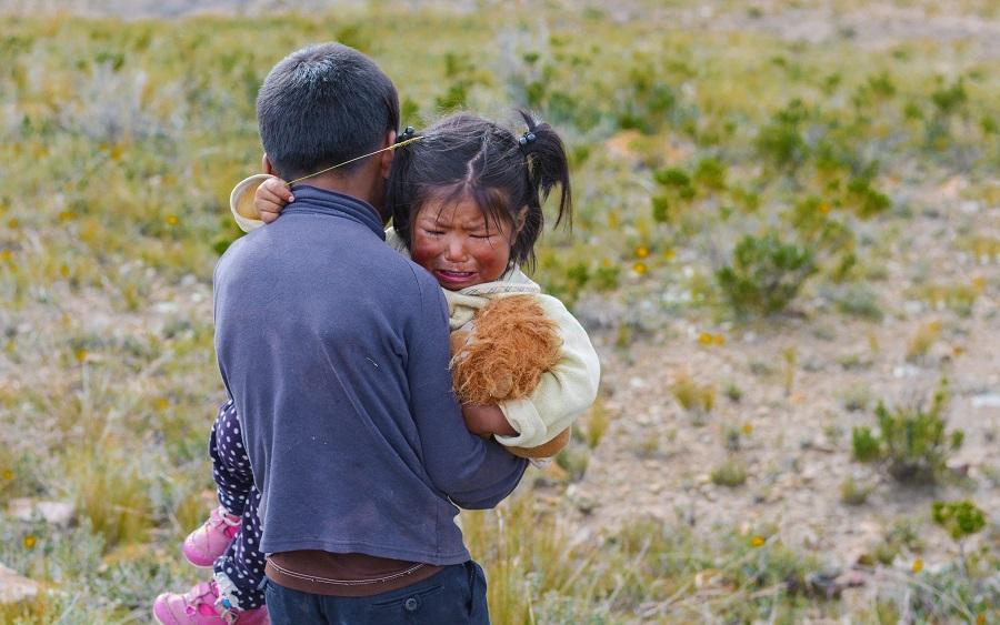 Efectos de la separación traumática de los padres en los niños